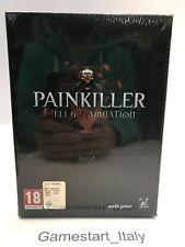 PAINKILLER HELL & DAMNATION UNCUT - PC COMPUTER - NUOVO SIGILLATO NEW SEALED