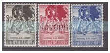 VATICANO 1959 -  NATALE  - SERIE  NUOVA  **