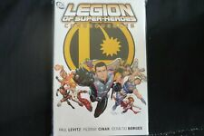 Legion of Super_heroes Consequences  HardCover Graphic Novel (b3)