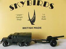 Skybirds Models  Heavy Artillery Set.