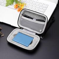 EVA Gehäuse für Samsung T5 Solid State Festplatten Pack Schutzbox Verpackung