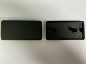 4080 End Cap Black 8 Slot ITEM Compatible