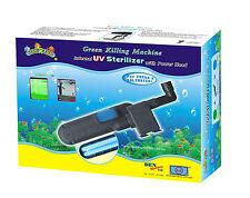ACQUARIO 24 Watt UV Sterilizer FILTRO PESCE R FUN VEDI VIDEO VERDE ACQUA CHIARO