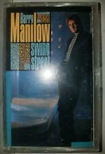 Swing Street by Barry Manilow AC-8527 (Cassette, 1987, Arista) Used