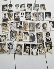 Carmen Sevilla..Gran lote de 37 fotos de epoca.