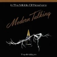 """MODERN TALKING """"IN THE MIDDLE OF NOWHERE"""" CD NEUWARE!"""