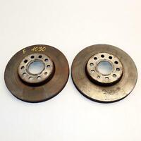 Brake Discs Front (Ref.1030) VW Golf mk5 2.0 Fsi