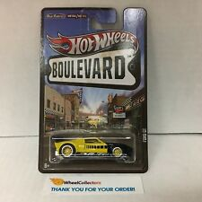 Ford GT * Yellow/Black * Hot Wheels Boulevard * WF4