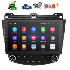 "10.1"" Android 9.0 Car GPS Stereo Radio For Honda Accord 2003 2004 2005 2006 2007"