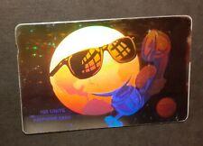 More details for gpt light fantastic hologram with upside down reverse printing phonecard