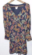 Karen Millen Silk Floral Dress,Size 4