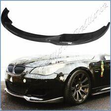 Carbon Fiber HG Type Front Lower Add Lip For BMW 06-10 E60 Sedan M5 Bumper Only