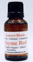 Aceite Esencial De Tomillo Rojo x 50ml Grado terapéutico 100% Puro