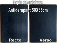 Flexi Tapis//Antidérapante Plancher Gris-Couleur Idéal pour SALLE de BAIN /& CARAVANE