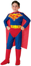 Fiber Optic Boys Superman Costume - Small ( Size 4-6 ) 10699