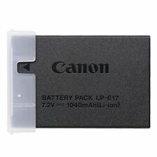 New Genuine Canon LP-E17 Battery For EOS 750D 760D M3 M5 M6 Rebel T6i T6S X8i