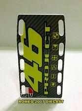 1:12 Pit board pitboards Valentino Rossi Ducati Test AGV 2012 no minichamps
