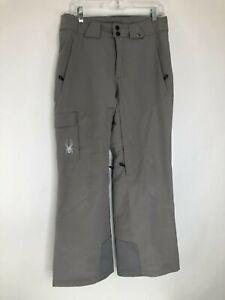 SPYDER Thinsulate Mens Sm/Short Lined Snowboard / Ski Winter Pants - Excellent