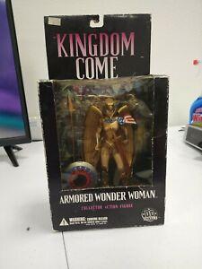 Kingdom Come Series 3 - Armored Wonder Woman Figure