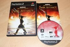 PS2 Playstation 2 Dark Alliance BALDURS GATE PAL UK