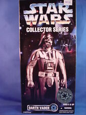 """STAR WARS COLLECTOR SERIES DARTH VADER 12"""" INCH FIGURE RARE JAPANESE RELEASE!!"""