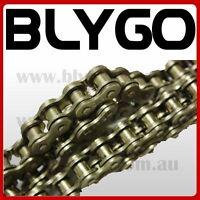 GOLD 428 116 Links Drive Chain + Joiner Link 150cc 250cc PIT Quad Dirt Bike ATV