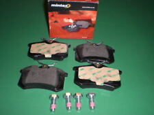 VW Corrado 89-3/93  Rear Brake Pads MINTEX RED BOX