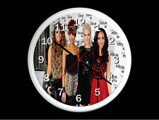 Little Mix Wall Clock Can be Personalised