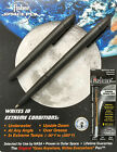 Fisher Space Pen Black Bullet Pen #400BCL with Clip Plus An Extra Black Refill