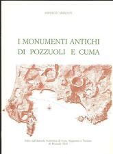 RAFFAELE ADINOLFI - MONUMENTI ANTICHI DI POZZUOLI E CUMA