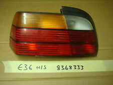 BMW E36 Luz Trasera Cluster N/S 8368333