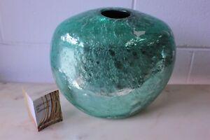 Vaso / Vase in Vetro / Glass di Murano Made in Murano firmato Sergio Costantini