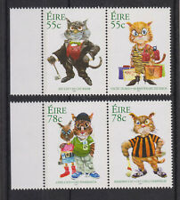 UMM MNH STAMP SET 2007 IRELAND EIRE CELTIC CATS SG 1868-1871