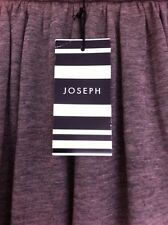 Joseph Skirt Wool Jersey Beige Size 40 New £99.00