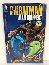DC TALES OF THE BATMAN BY ALAN BRENNERT Hardcover HC - NEW MSRP $30