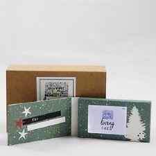 Living Card – die Moderne Weihnachtskarte / Video Karte Grußkarte 2,4 Zoll