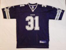 eb80ffada DALLAS COWBOYS ROY WILLIAMS  31 REEBOK NFL FOOTBALL JERSEY ADULT BLUE SIZE  XL