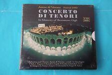 CONCERTO DI TENORI IN MEMORIA DI BENIAMINO GIGLI ARENA DI VERONA 1990 2 CD NUOVO
