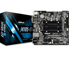 ASRock J4105-ITX Mainboard