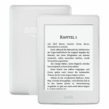 Kindle Paperwhite eBookReader 4 GB WLAN Weiss Reader Modell 2015 *Neu&OVP*