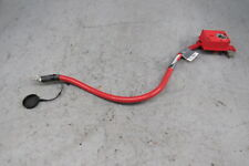 2010-2013 BMW 535i GT F07 Positive Battery Terminal Plus Pole Cable Wire Fuse