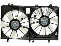 Auxiliary Fan Assembly For 11-16 Toyota Sienna 3.5L V6 TD37P3