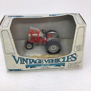 Ertl Vintage Vehicles Ford 981 Powermaster Tractor Diecast 1:43 #2564 Free ship