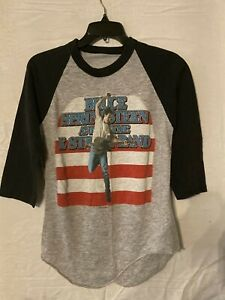 Bruce Springsteen Born In The USA Concert Shirt