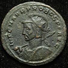 Probus BI antoninianus SOLI INVICTO quadriga, Serdica 277AD - RIC 861