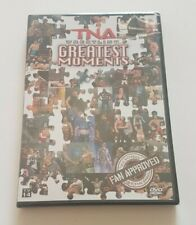 TNA Impact Wrestling Greatest Moments DVD