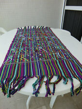 Wall hanging or table cover guatemalan handmade art