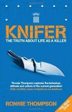 Knifer,Ronnie Thompson- 9780755319893