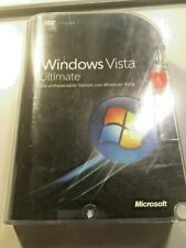 Windows Vista ULTIMATE - D - NEU - 32 + 64 Bit - DVD + Product Key -LADENVERSION