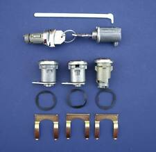 56 Chevy Bel Air Complete Lock Set *NEW* 2-D Hardtop & Convertible 1956